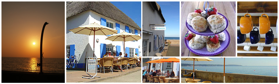 Cafe Restaurant Torcross Slapton Devon